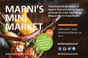 Marni's Mini Market