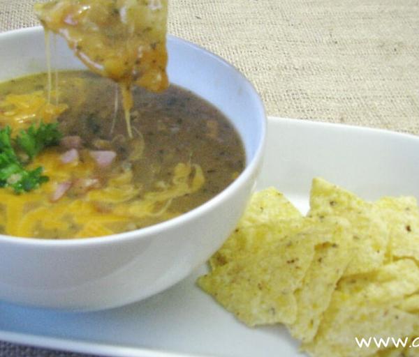 Tex-Mex Split Pea Soup Recipe