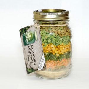 Multicolor Legumes